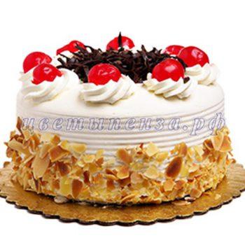 торт-бисквитно-кремовый