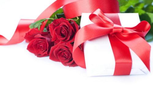 Доставка цветов на день Святого Валентина